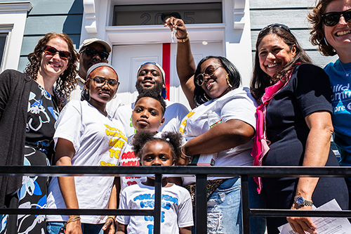 AHP Gives Philadelphia Families a Place to Call Home
