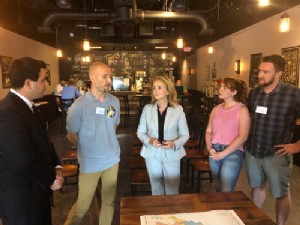 U.S. Rep. Madeleine Dean Joins Small Business Celebration in Upper Montgomery County, Pennsylvania