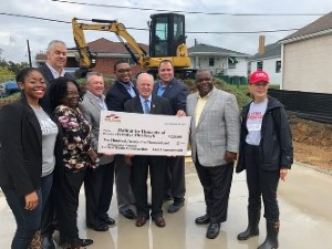 Congressman Boyle Helps Celebrate $1.2 Million in Homeownership Grants